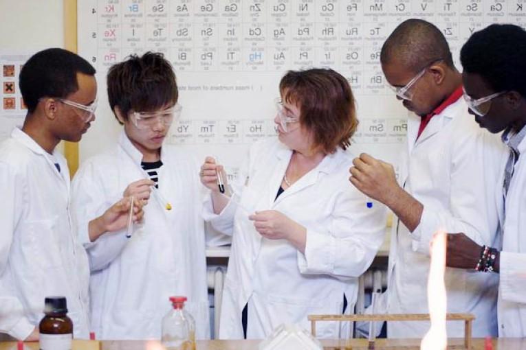 Подготовка к ЕГЭ по химии